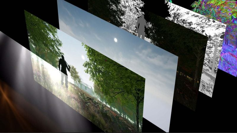 3D Compositing